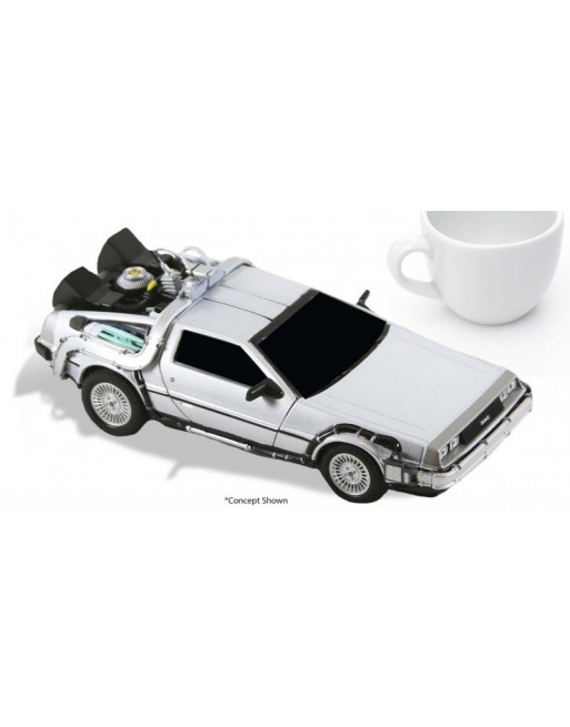 Back To Future DELOREAN TIME MACHINE DIECAST Neca - 1 - Crazy4Japan.com