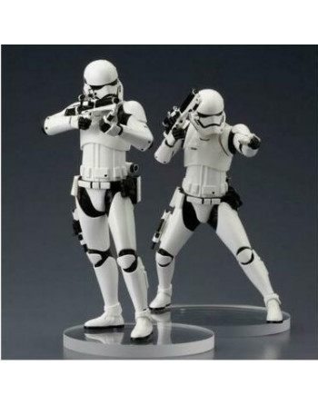 Star Wars FIRST ORDER STORMTROOPER TWO PACK ARTFX STATUE Kotobukiya... - 1 - Crazy4Japan.com