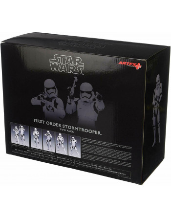 Star Wars FIRST ORDER STORMTROOPER TWO PACK ARTFX STATUE Kotobukiya... - 2 - Crazy4Japan.com