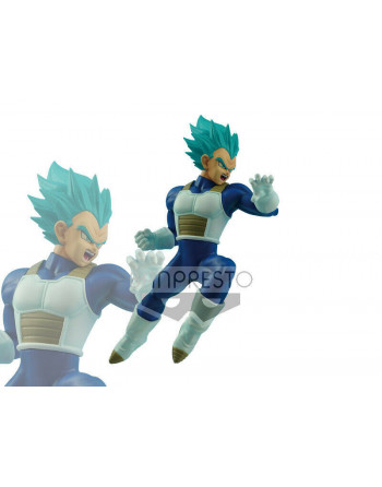 Dragon Ball VEGETA SUPER SAIYAN GOD BATTLE FIGURE Banpresto - 1 - Crazy4Japan.com
