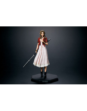 Final Fantasy series SQUARE ENIX FF7 AERITH STRIFE STATUE Play Arts... - 1 - Crazy4Japan.com