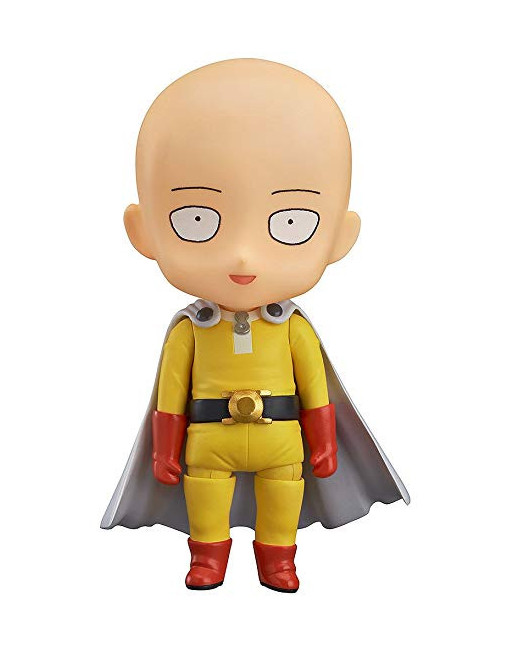 Saitama Super Deformed GoodSmile Company NENDOROID Crazy4japan.com - 1 - Crazy4Japan.com