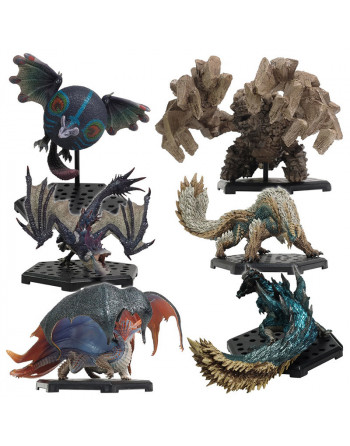 Monster Hunter FB MONSTER HUNTER SM PLUS VOL17 Capcom - 1 - Crazy4Japan.com