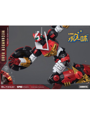 Robot Mechander Robo Action Figure Blitzway - 5 - Crazy4Japan.com