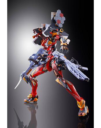 Neon Genesis Evangelion METAL BUILD EVA 02 2020 PRODUCTION MODE Ban... - 1 - Crazy4Japan.com