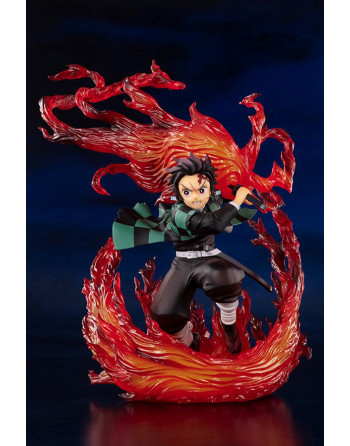 Demon Slayer TANJIRO HINOKAMI KAGU Bandai Figuarts Zero - 2 - Crazy4Japan.com