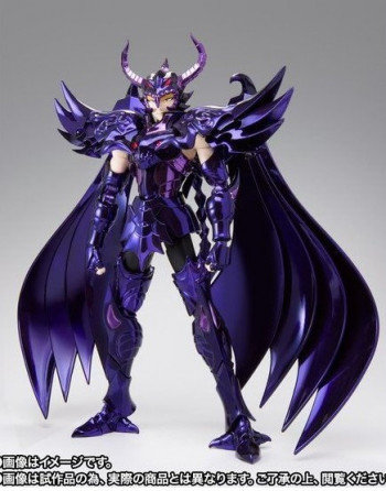 Saint Seiya Myth Cloth Ex WYVERN RADAMANTHYS OCE Bandai/Bandai Spirits - 1 - Crazy4Japan.com