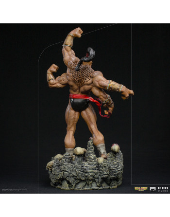 Mortal Kombat MORTAL KOMBAT GORO ART SCALE 1/10 Iron Studios - 4 - Crazy4Japan.com