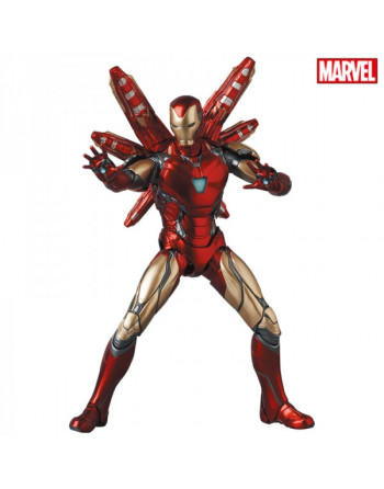 Marvel e Avengers MAFEX Iron Man Mark 85 Endgame Medicom - 1 - Crazy4Japan.com