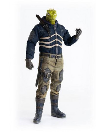 Dorohedoro Dorohedoro Action Figure 1/6 Caiman Anime Version Threezero - 1 - Crazy4Japan.com
