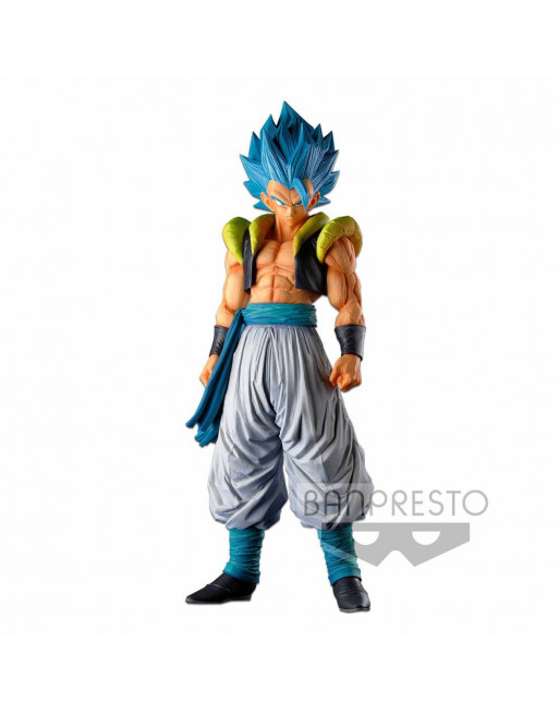 Dragon Ball BLUE GOGETA SUPER MASTER STAR PIECE SUPER SAYAN Banpresto - 1 - Crazy4Japan.com