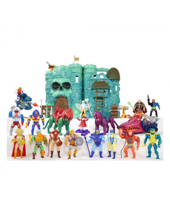 Masters Of The Universe Origins Castle Grayskull Mattel - 1 - Crazy4Japan.com