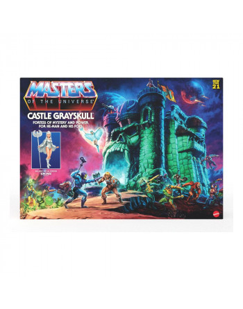 Masters Of The Universe Origins Castle Grayskull Mattel - 2 - Crazy4Japan.com
