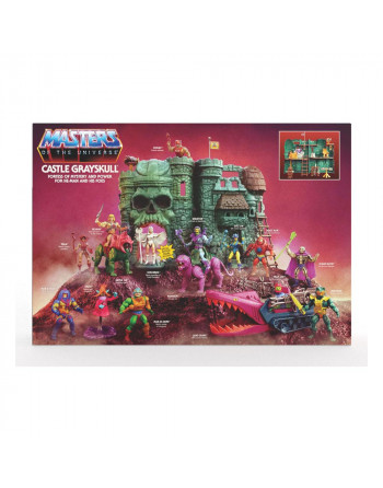 Masters Of The Universe Origins Castle Grayskull Mattel - 3 - Crazy4Japan.com