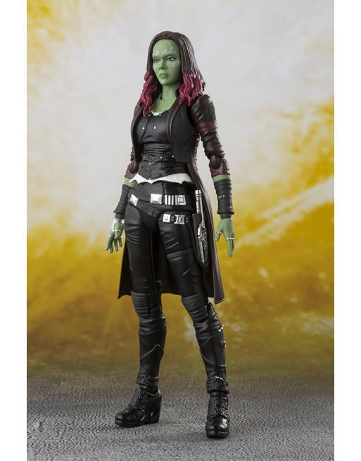 Avengers Gamora Infinity War Bandai S. H. FIGUARTS - 1 - Crazy4Japan.com