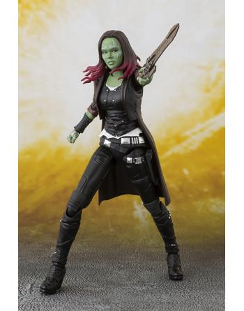 Avengers Gamora Infinity War Bandai S. H. FIGUARTS - 3 - Crazy4Japan.com