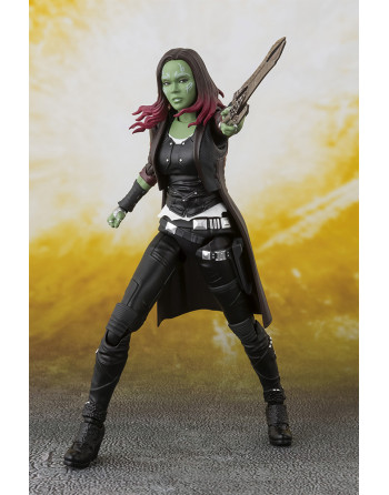 Avengers Gamora Infinity War Bandai S. H. FIGUARTS  Crazy4japan.com - 3 - Crazy4Japan.com