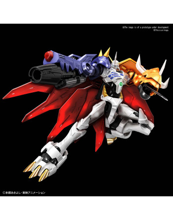 Digimon copy of Wargreymon model kit BANDAI Figure-Rise Standard - 2 - Crazy4Japan.com