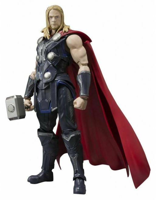 Marvel e Avengers THOR AVENGERS 2 AGE OF ULTRON Bandai S. H. FIGUAR... - 1 - Crazy4Japan.com