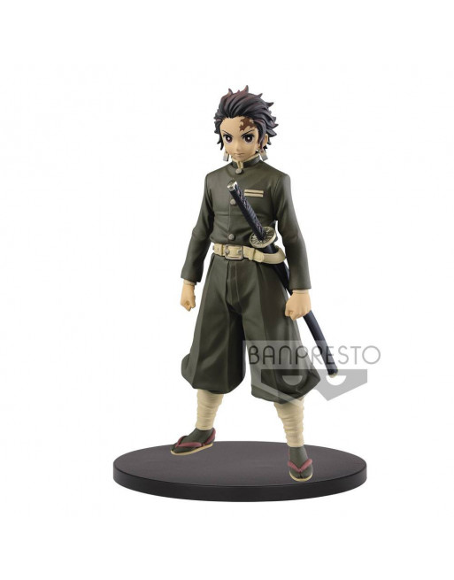 Demon Slayer TANJIRO KAMADO PVC STATUE VOL 7 Banpresto Crazy4japan.com - 1 - Crazy4Japan.com