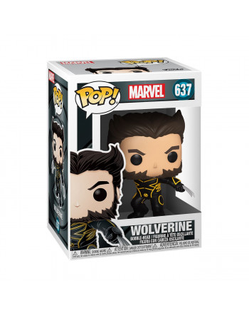 X-Men POP! Vinyl Figure Wolverine X-Men 20th Anniversary Funko Pop!... - 2 - Crazy4Japan.com