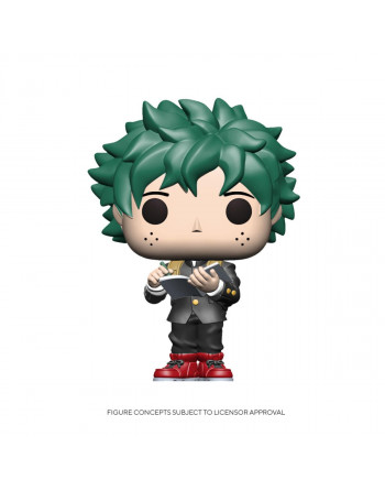 My Hero Academia POP! Vinyl Figure Deku Middle School Uniform Funko... - 1 - Crazy4Japan.com