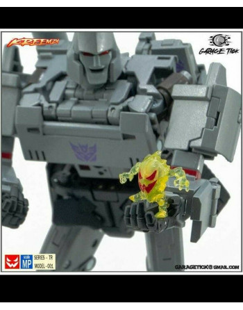 Transformers GARAGE TICK KREEMSEK FOR MASTEPIECE MP  Crazy4japan.com - 3 - Crazy4Japan.com