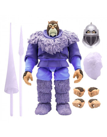 Thundercats SNOWMAN OF HOOK MOUNTAIN ULTIMATE ACTION FIGURE Super 7... - 1 - Crazy4Japan.com