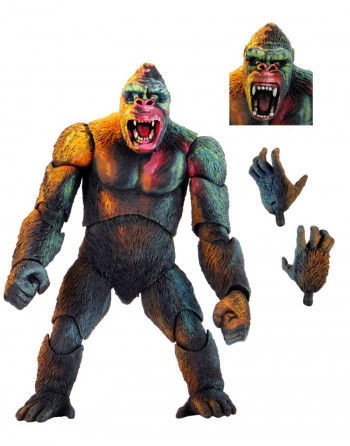 King Kong Ultimate Illustrated 20 cm Neca Crazy4japan.com - 1 - Crazy4Japan.com