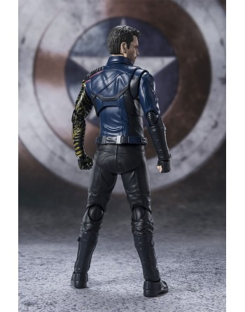 Bucky Barnes From Falcon And The Winter Soldier Bandai/Bandai Spiri... - 2 - Crazy4Japan.com