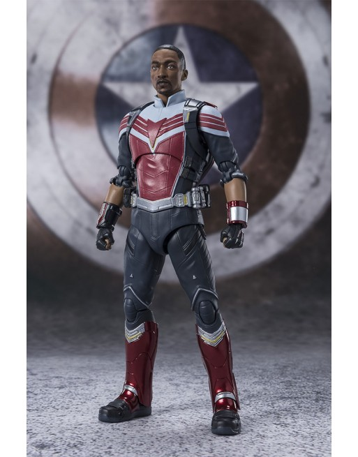 Falcon From Falcon And The Winter Soldier Bandai/Bandai Spirits Cra... - 1 - Crazy4Japan.com