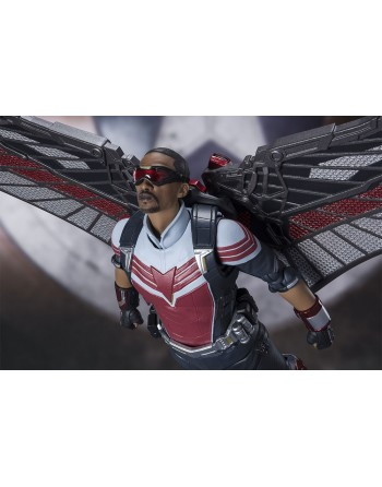 Falcon From Falcon And The Winter Soldier Bandai/Bandai Spirits Cra... - 4 - Crazy4Japan.com
