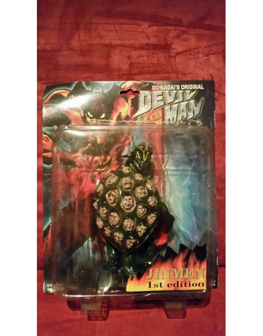 Devilman MARMIT GINMEN DEVILMAN ACTION FIGURE SERIES FIRST EDITION ... - 1 - Crazy4Japan.com