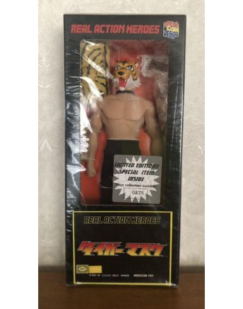 Tiger Mask Real Action Heroes Tiger mask Medicom Crazy4japan.com - 1 - Crazy4Japan.com