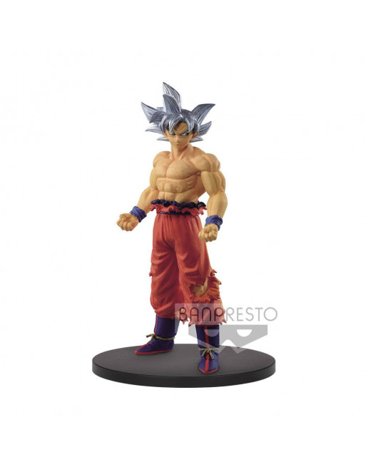 Dragon Ball SON GOKU ULTRA INSTINCT DB SUPER CREATOR PVC STATUE Ban... - 1 - Crazy4Japan.com