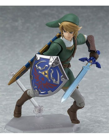Figma 320 The Legend of Zelda Link Twilight Princess Deluxe Max Fac... - 2 - Crazy4Japan.com