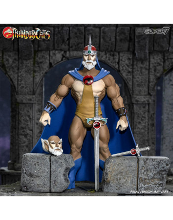 JAGA THE WISE MENTOR ULTIMATE ACTION FIGURE Super 7 Crazy4japan.com - 1 - Crazy4Japan.com
