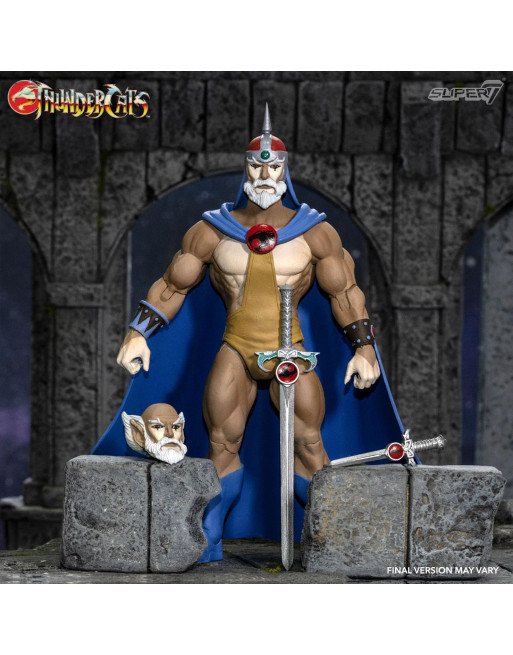 Thundercats JAGA THE WISE MENTOR ULTIMATE ACTION FIGURE Super 7 Cra... - 1 - Crazy4Japan.com