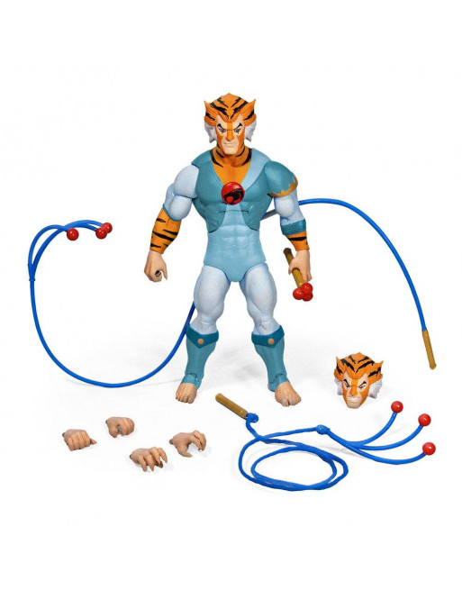 Thundercats TYGRA THE SCIENTIST WARRIOR ULTIMATE ACTION FIGURE Supe... - 1 - Crazy4Japan.com