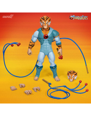 Thundercats TYGRA THE SCIENTIST WARRIOR ULTIMATE ACTION FIGURE Supe... - 2 - Crazy4Japan.com