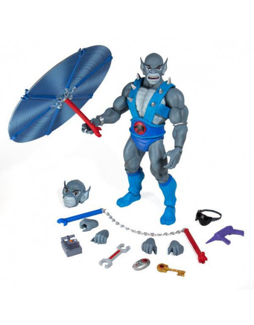 Thundercats PANTHRO ULTIMATE ACTION FIGURE Super 7 - 1 - Crazy4Japan.com