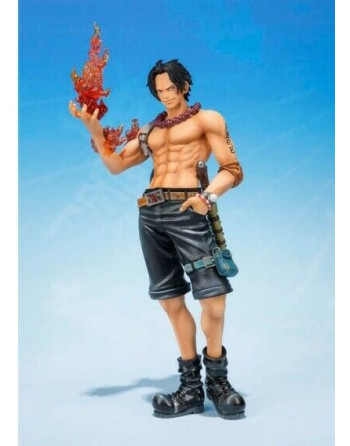 ONE PIECE PORTGAS D ACE 5TH ANNIVERSARY EDITION FIGUARTS ZERO Banda... - 1 - Crazy4Japan.com