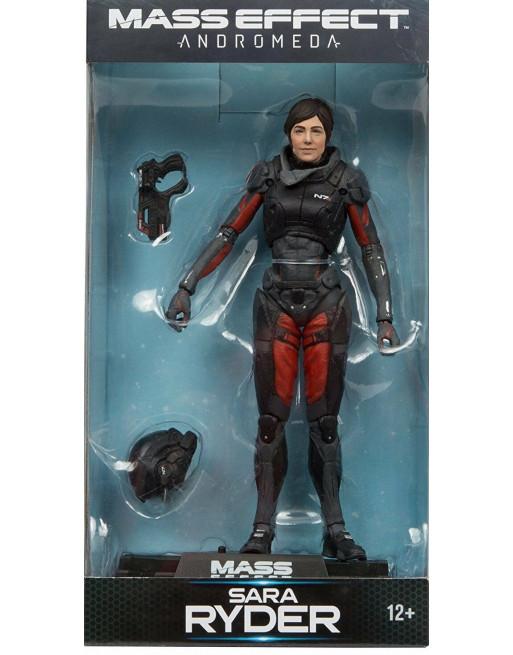 Mass Effect SARA RYDER ACTION FIGURE COLOR TOPS McFarlane Toys - 1 - Crazy4Japan.com